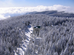 Mt. Graham Observatory