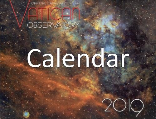 2019 VOF Calendar
