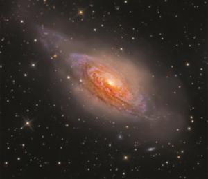 NGC 3521 by Bernard Miller