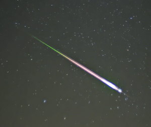 Geminid Meteor Shower.