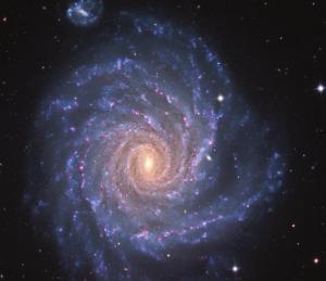 NGC 1232 by Josef Pöpsel & Stefan Binnewies