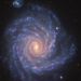 NGC 1232 barred Spiral in Eridanus, by Josef Pöpsel, Stefan Binnewies (www.capella-observatory.com), Germany. This majestic spiral galaxy and its companion lie about 60 million light years away in the constellation Eridanus.
