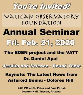 Banner for VOF 2020 Annual Seminar