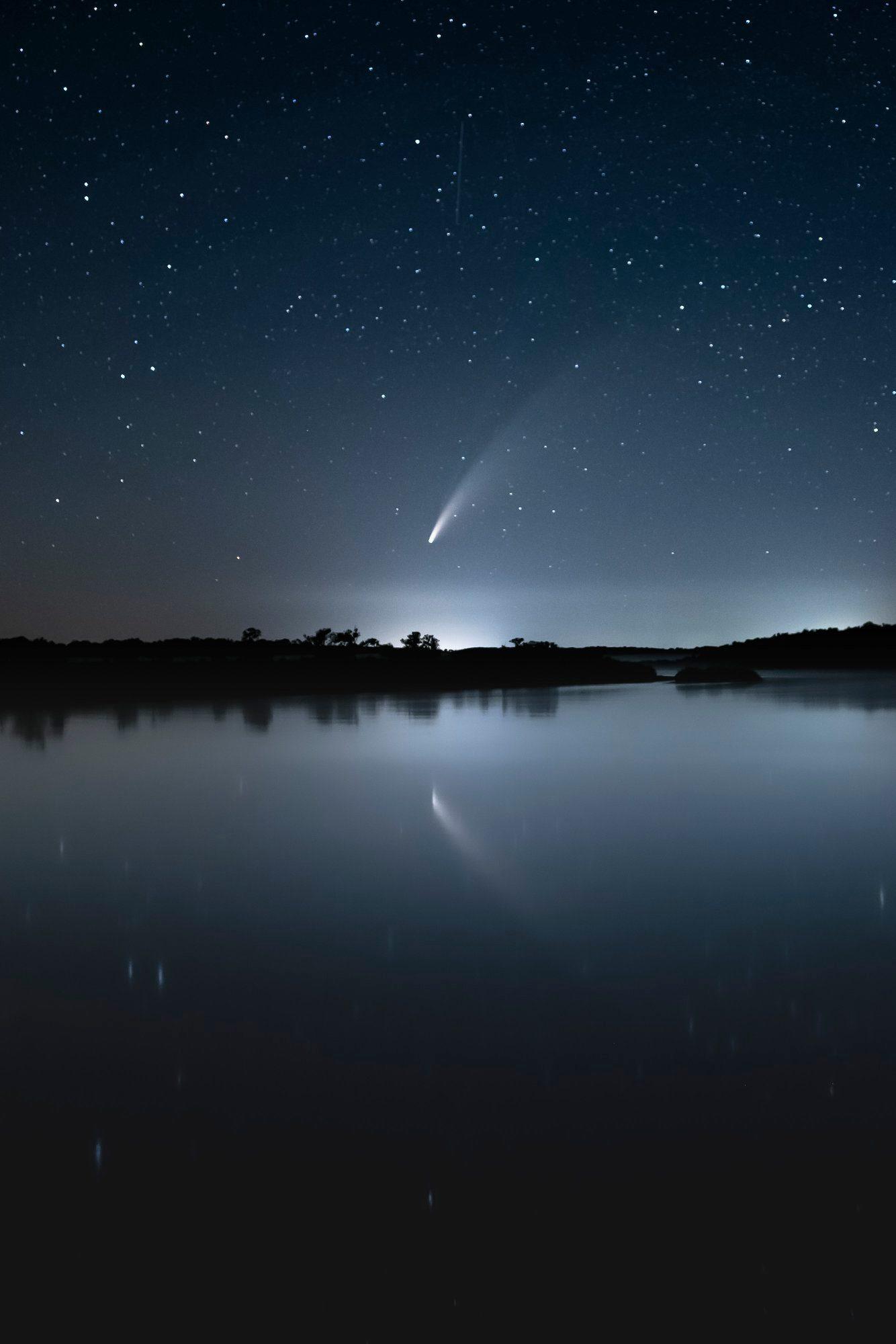 Comet C/2020 (NEOWISE)