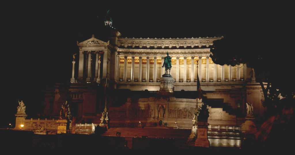 Victor Emmanuel II Monument, Rome