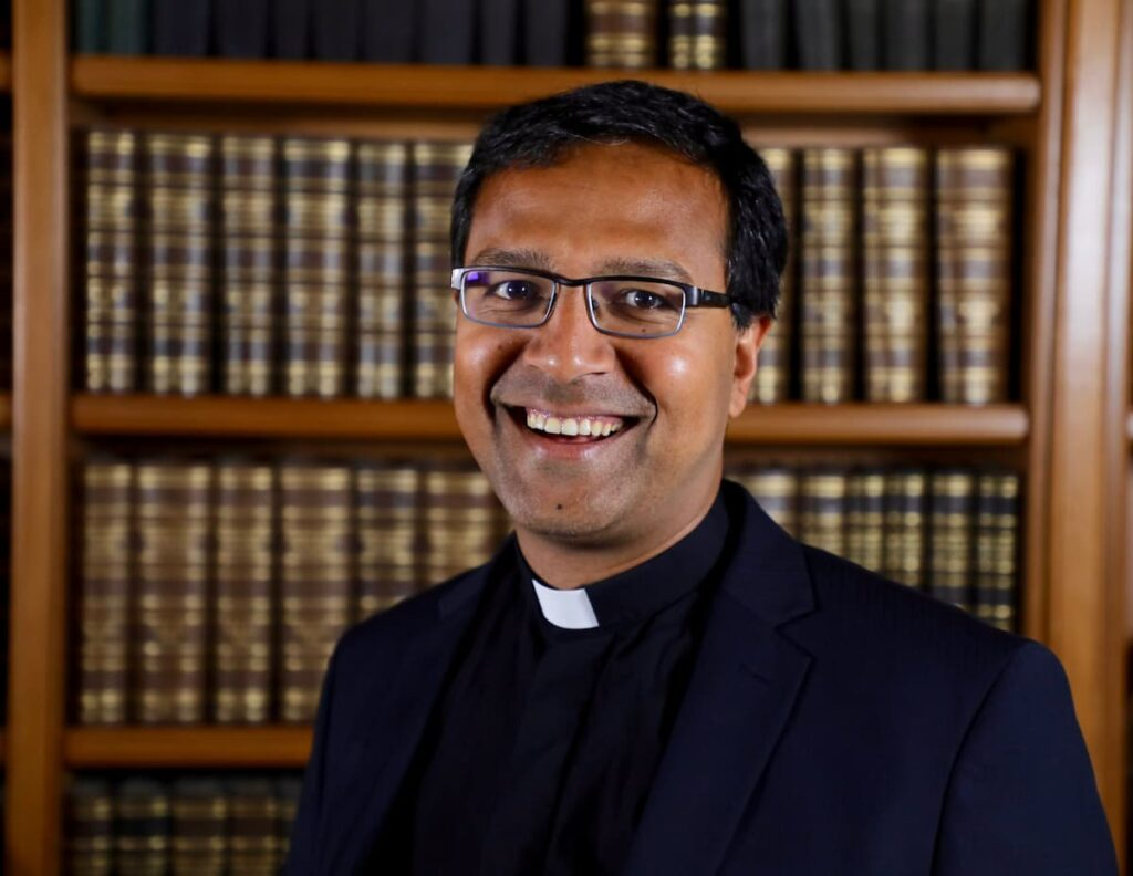 Fr. Richard D'Souza