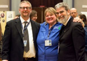 "Br. Guy Consolmagno, ""Great Day"" Keynote speaker at SUNY Geneseo"