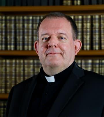 Rev. Pavel Gabor, S.J.