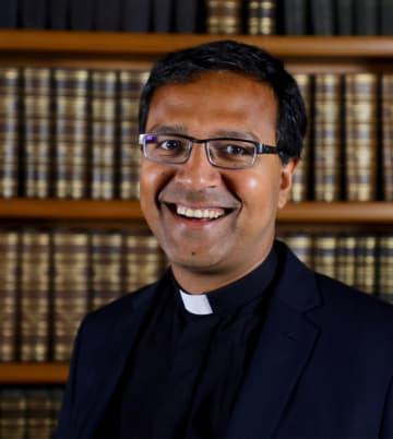 Rev. Richard A. D'Souza, S.J.