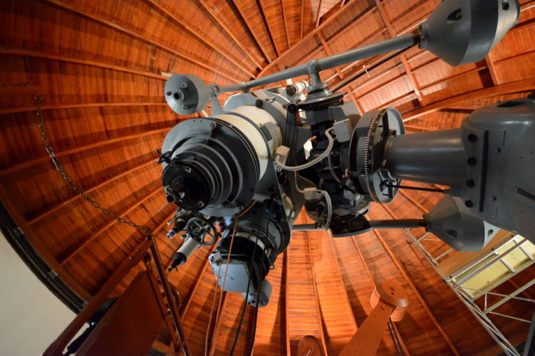 The Zeiss Double Astrograph at Castel Gandolfo