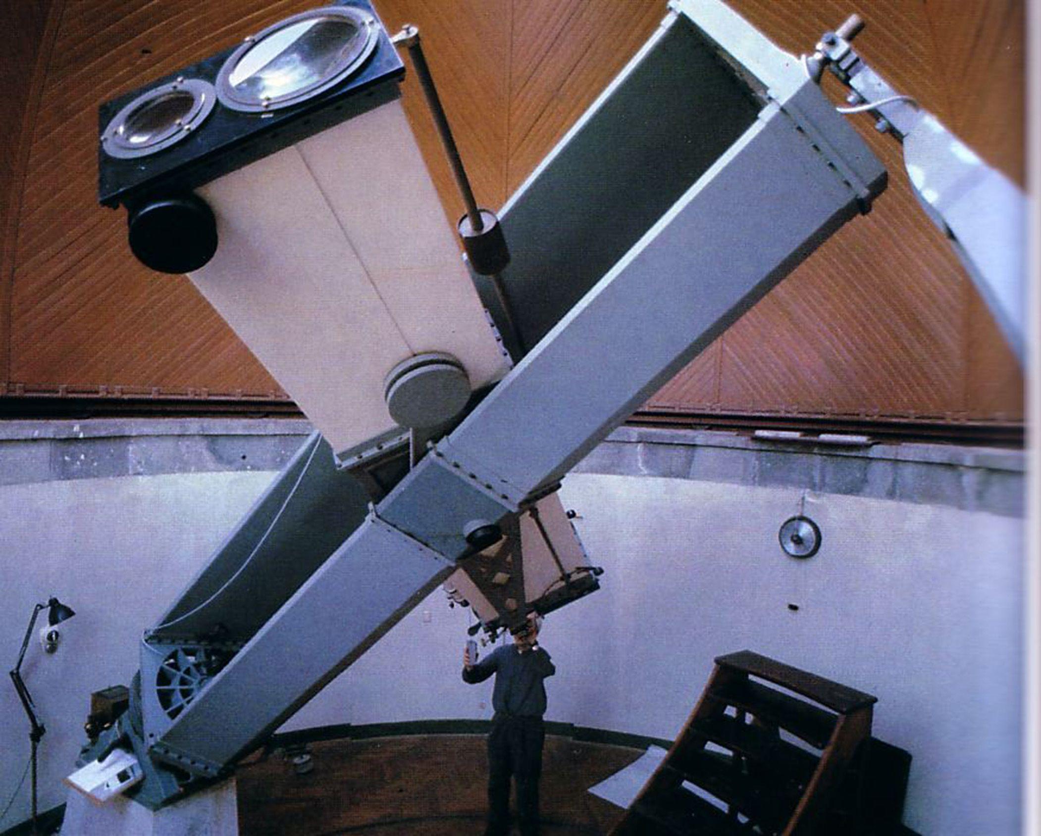 Carte du Ciel Telescope