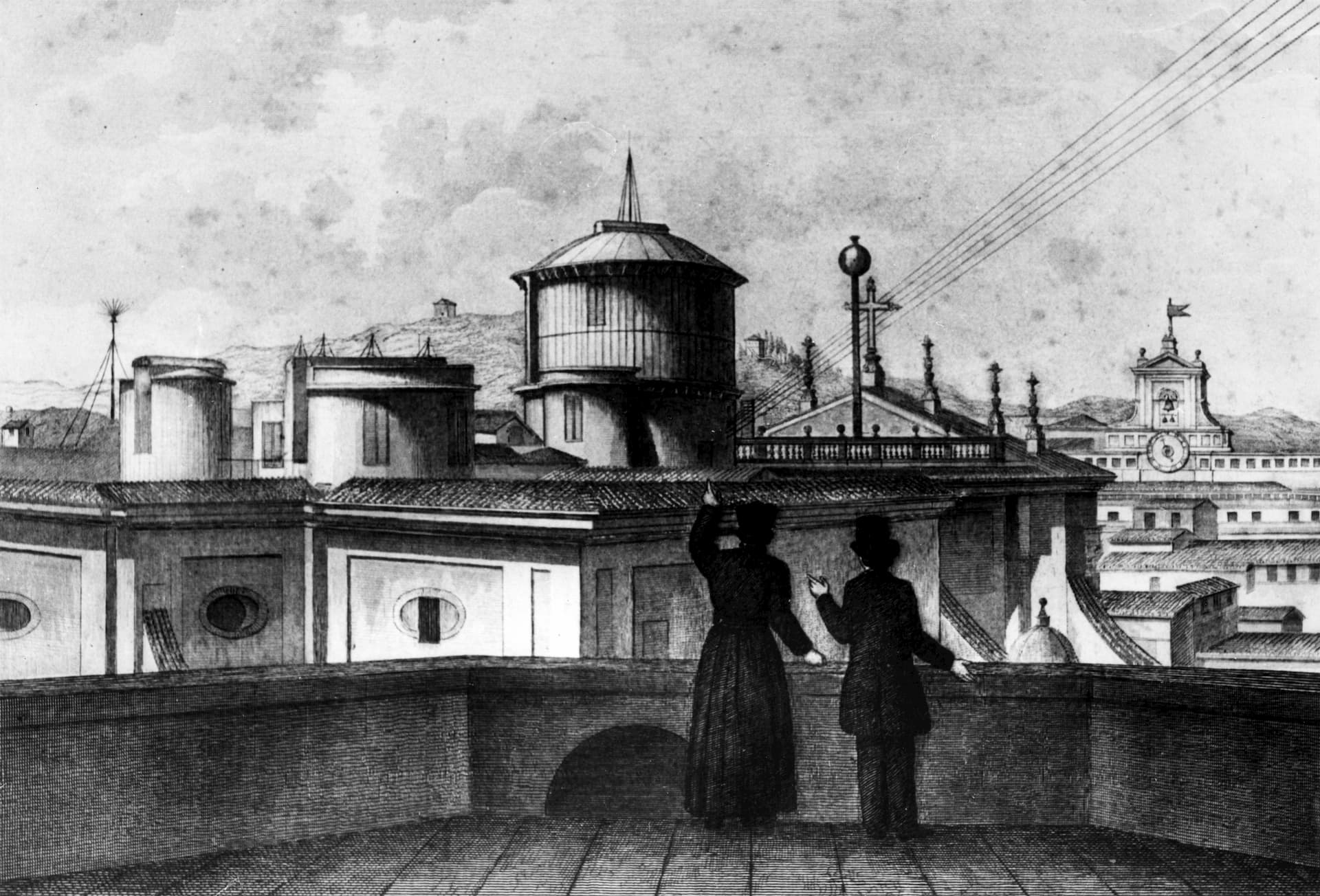 Observatory of the Roman College
