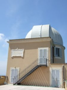Double Astrograph Dome at Castel Gandolfo