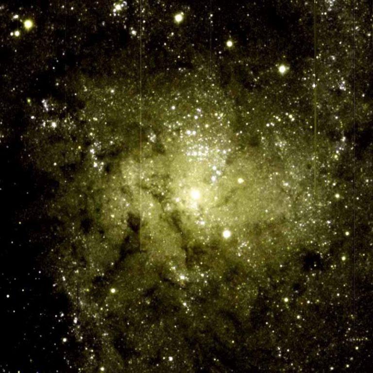 Galaxy M33, the Triangulum Galaxy