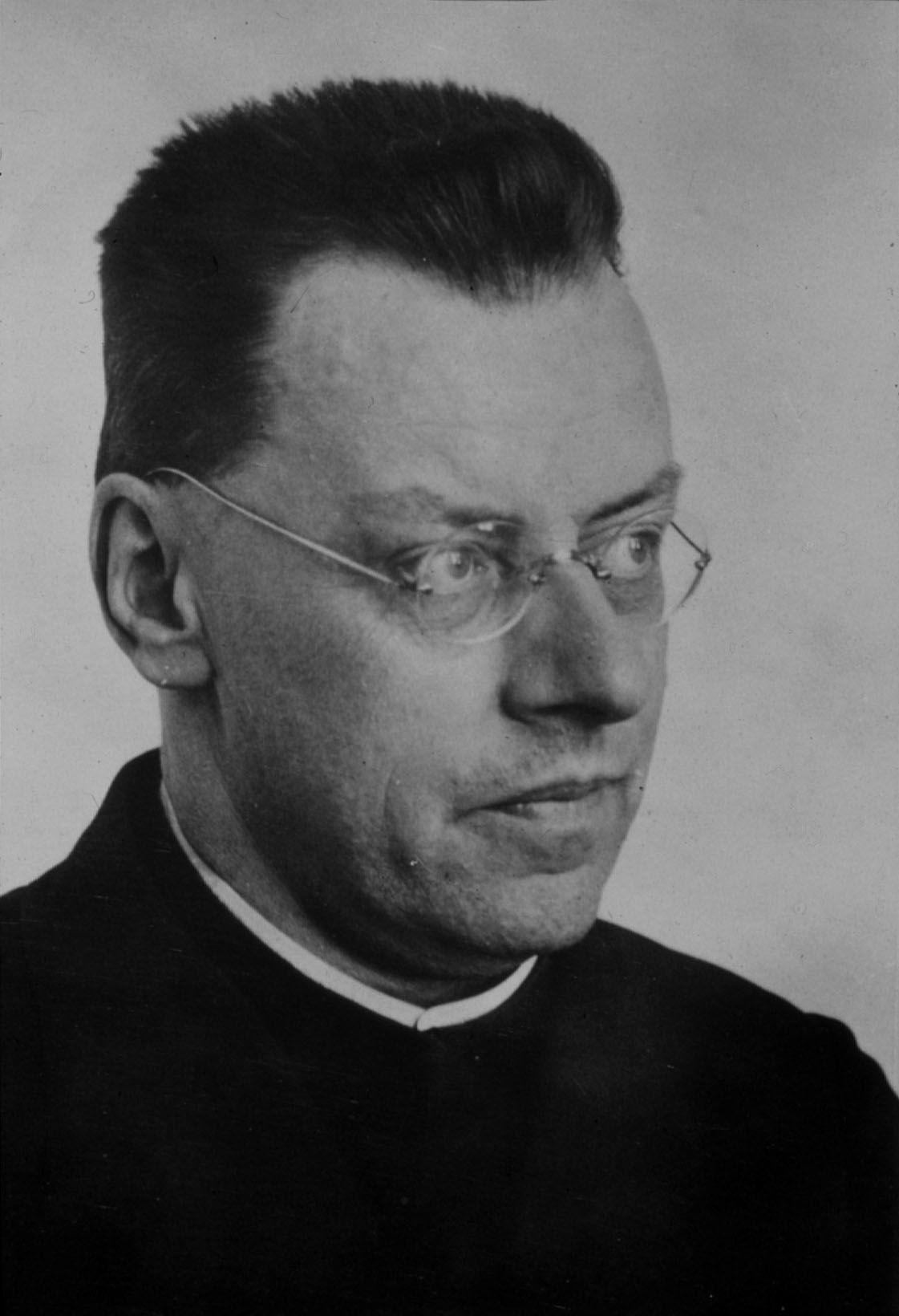 Fr. Alois Gatterer, S.J.