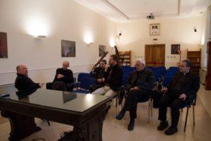 Seminar by Fr. Gabriele Gionti S.J.