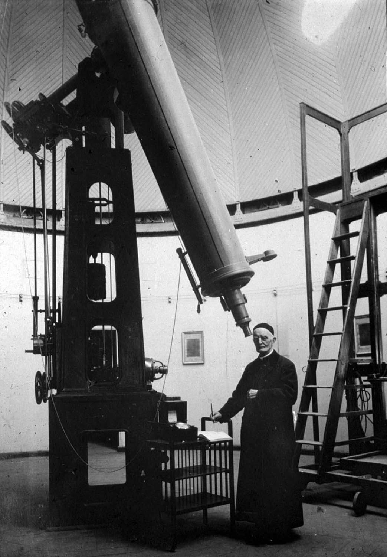 Father Johann Georg Hagen and Merz/Gautier Refractor