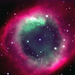 Planetary Nebula NGC 7293, the Helix