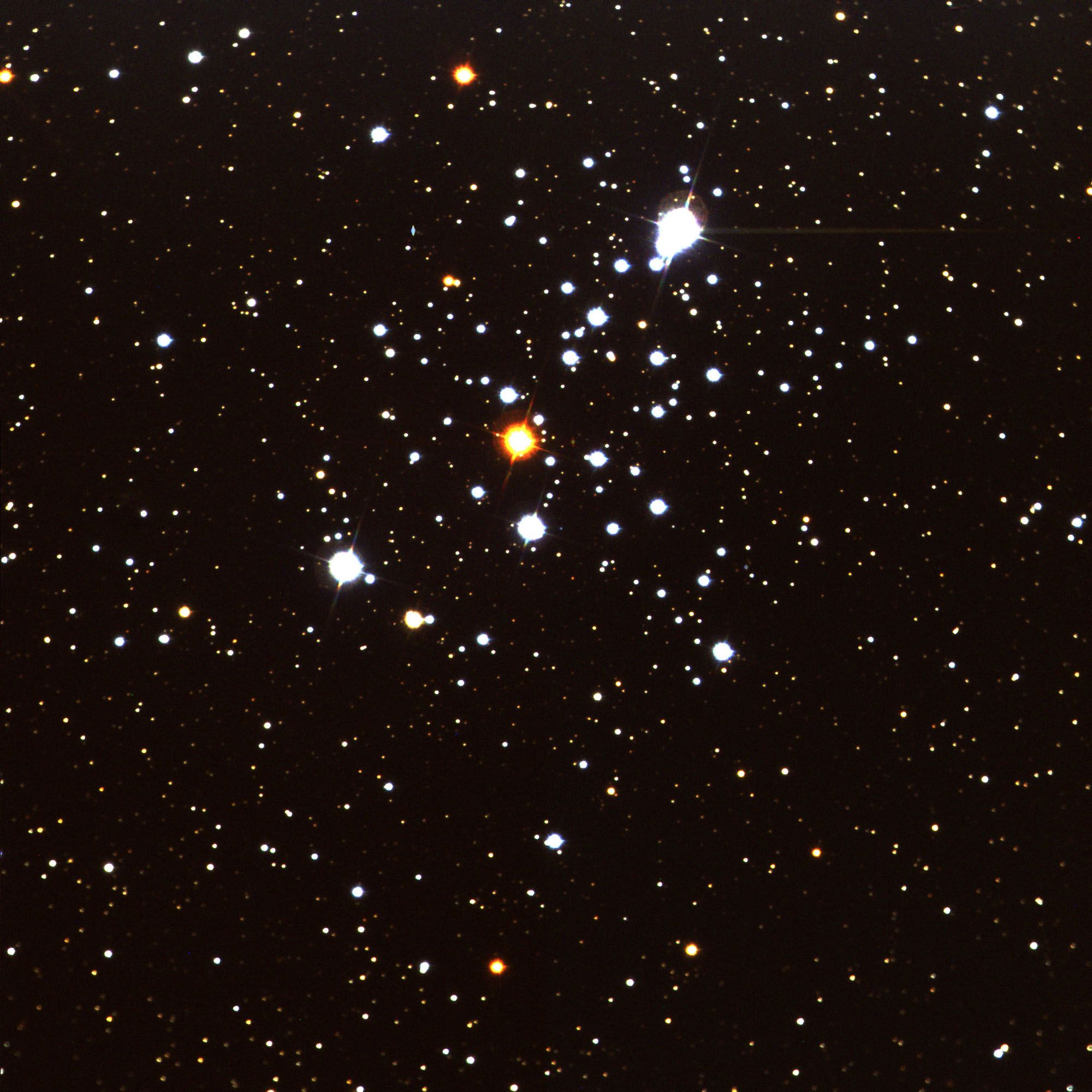 Open Cluster M103