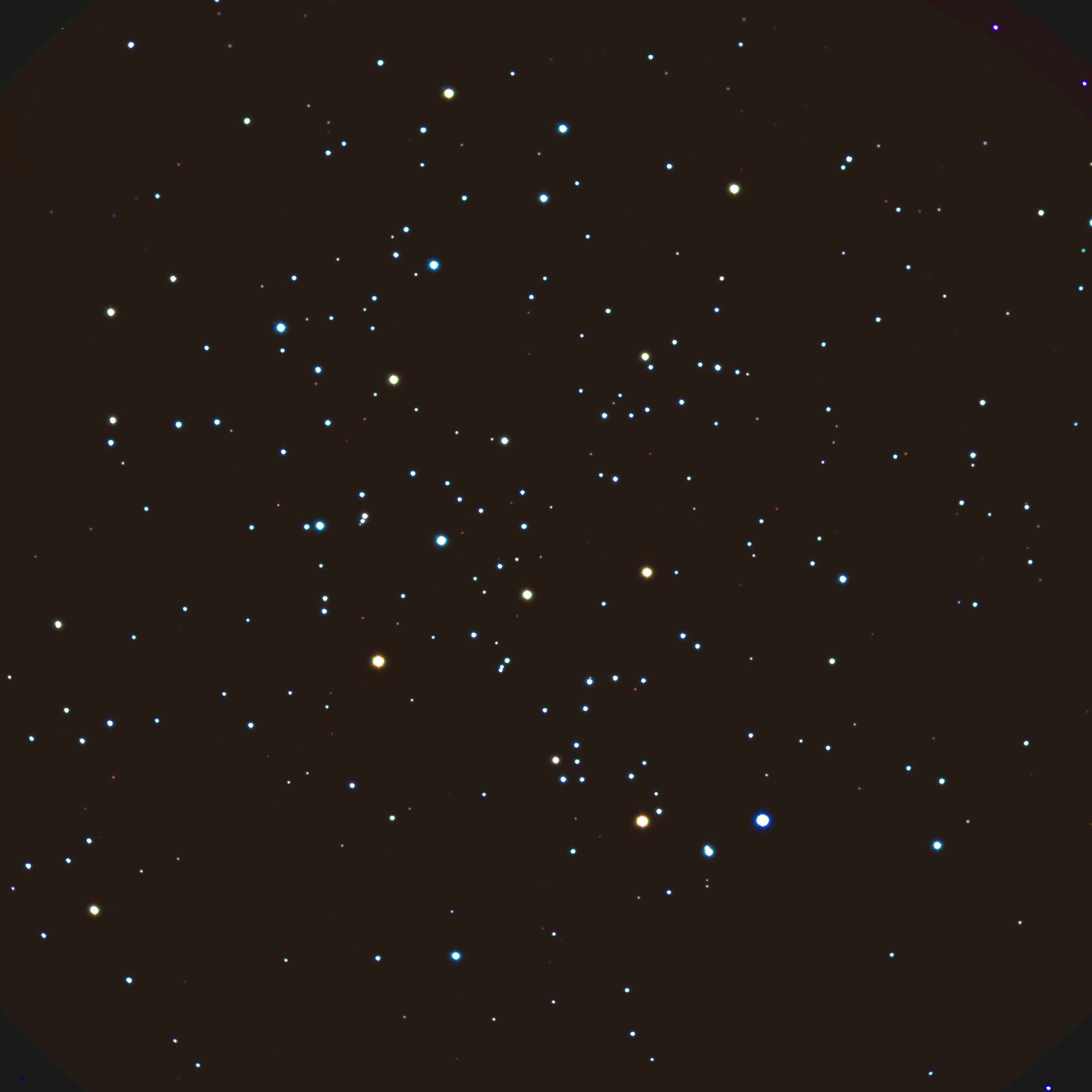 Open Cluster M67