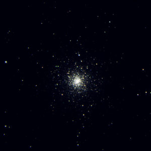 Globular Cluster (or Suspected Captured Galaxy Core) M79