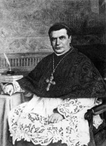 Cardinal Pietro Maffi