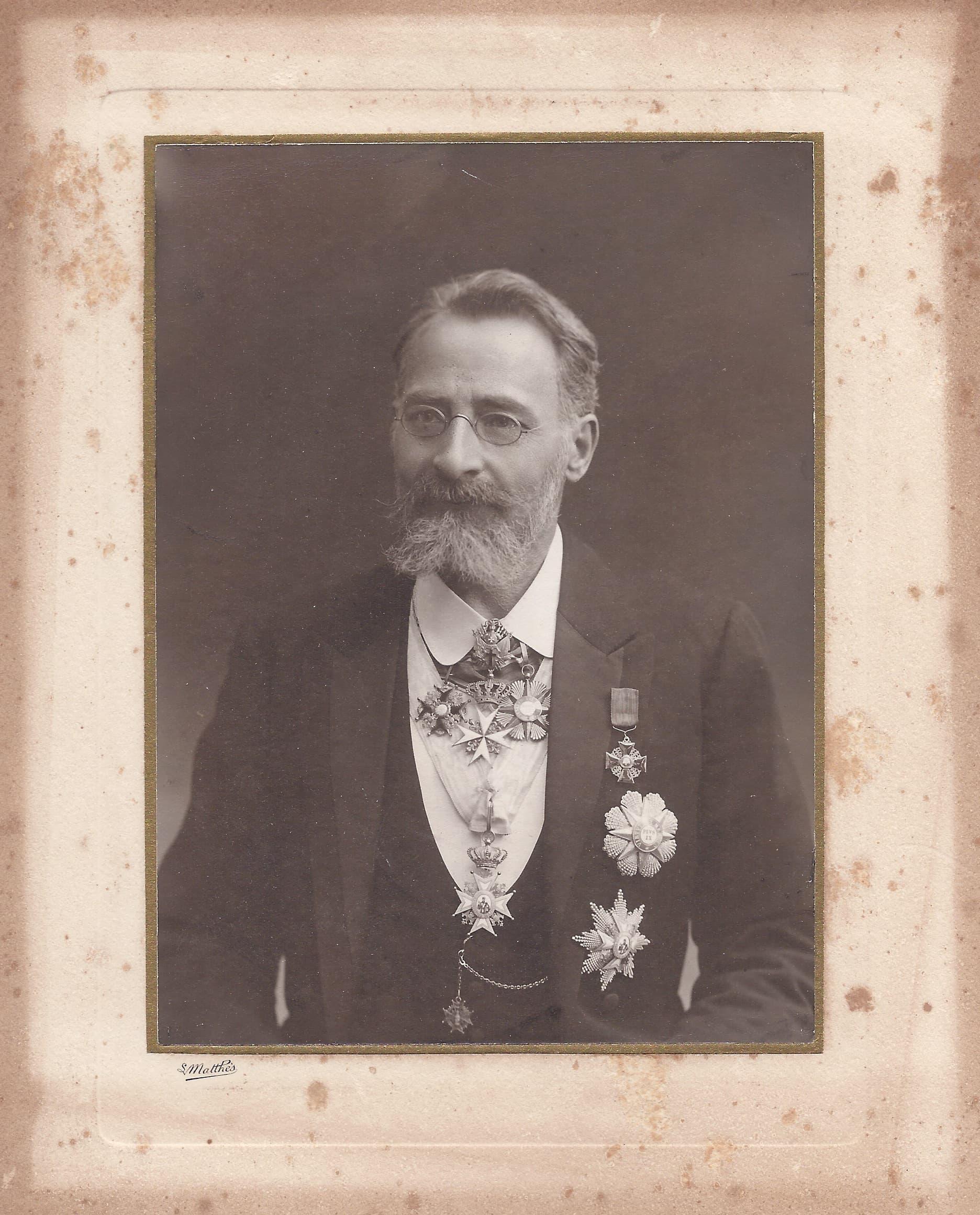 The Marquis de Mauroy