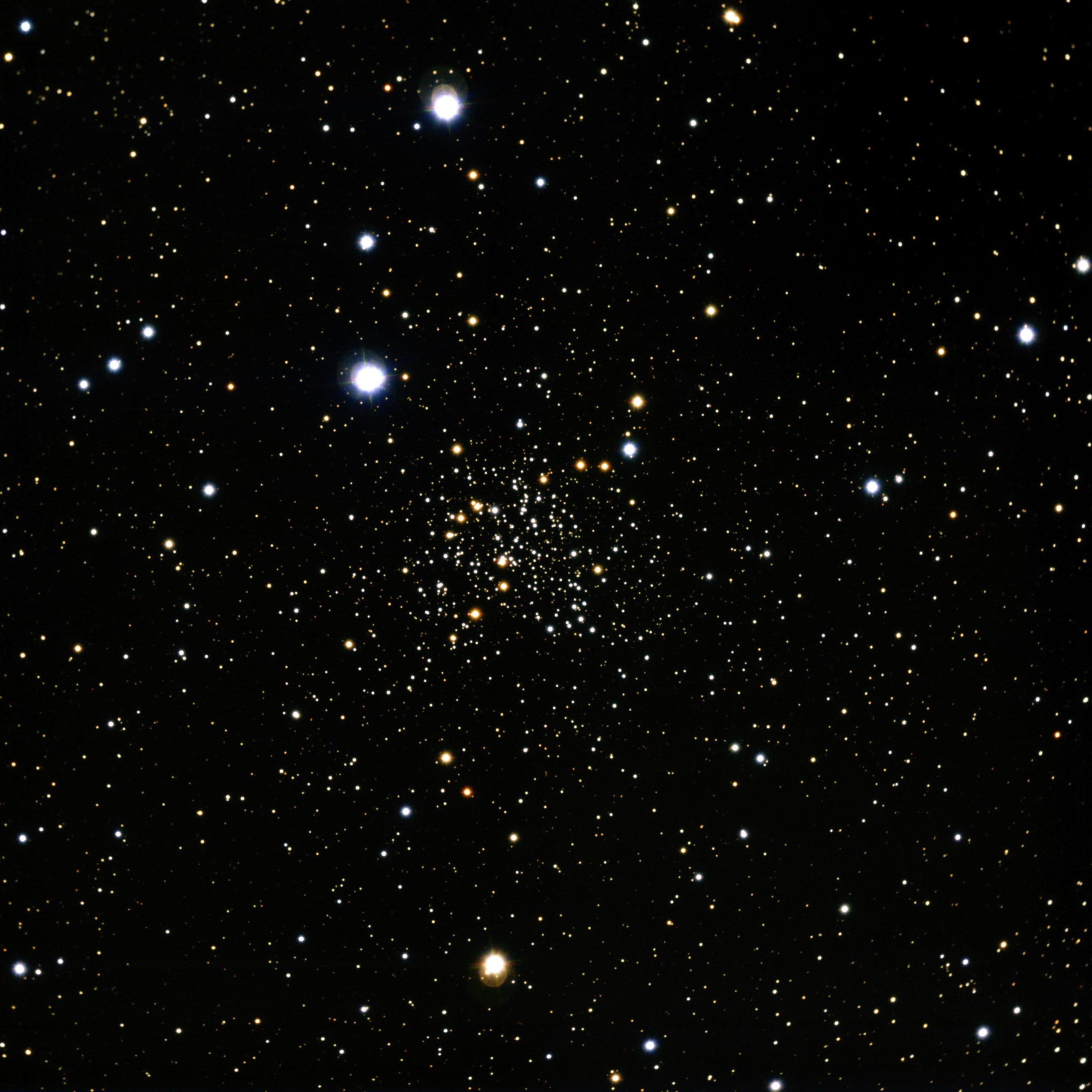 Open cluster NGC 609