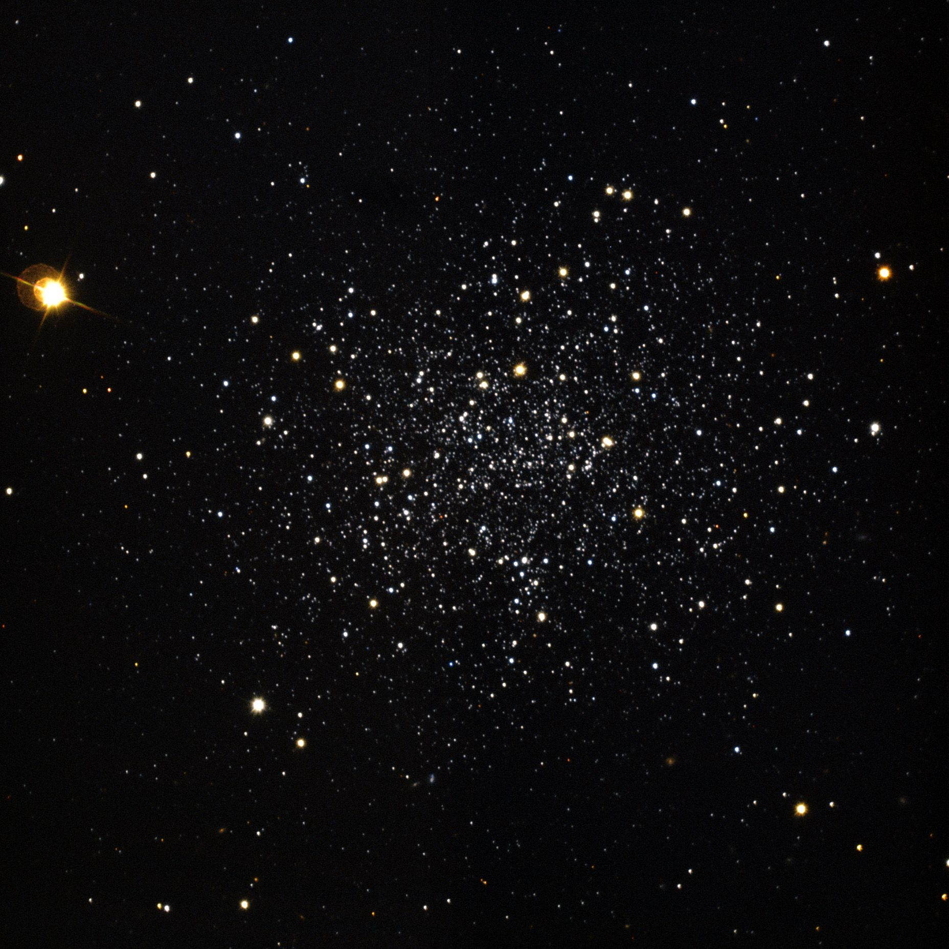 Globular Cluster NGC 5053