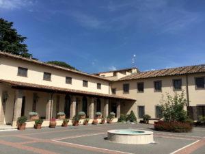 The Papal Garden