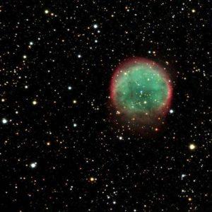 Planetary Nebula NGC 6781