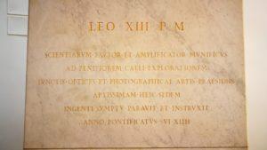 Carte du Ciel plaque