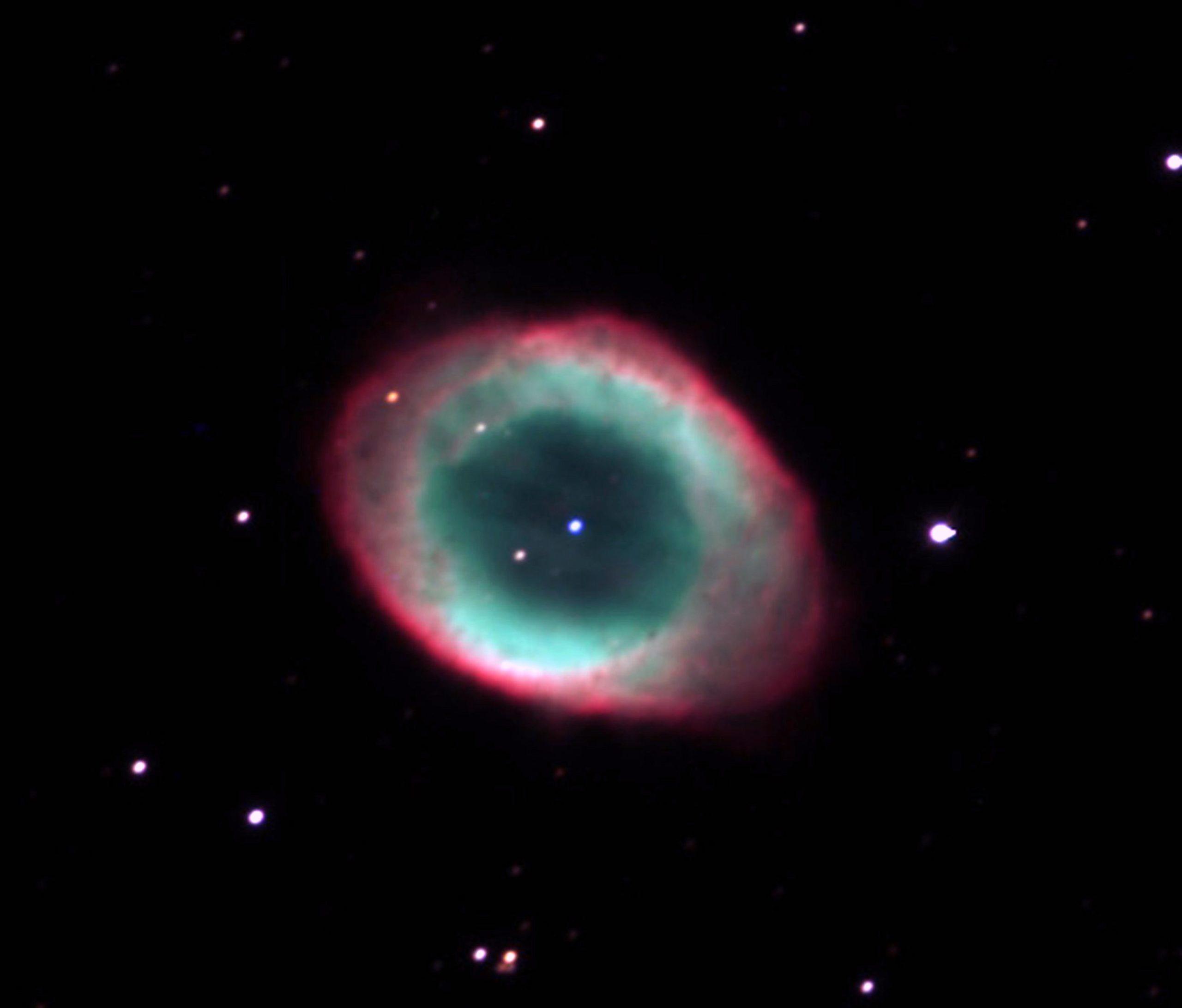 Planetary Nebula M57, the Ring Nebula
