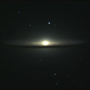 Galaxy M 104, the Sombrero Galaxy