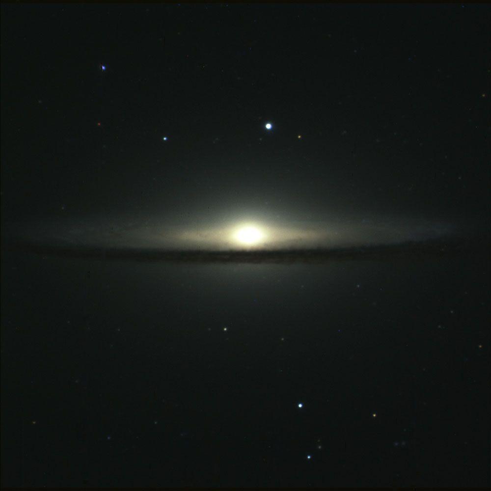 Galaxy M 104, the Sombrero Galaxy
