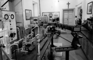 Spectrochemical Laboratory of the Vatican Observatory, 2