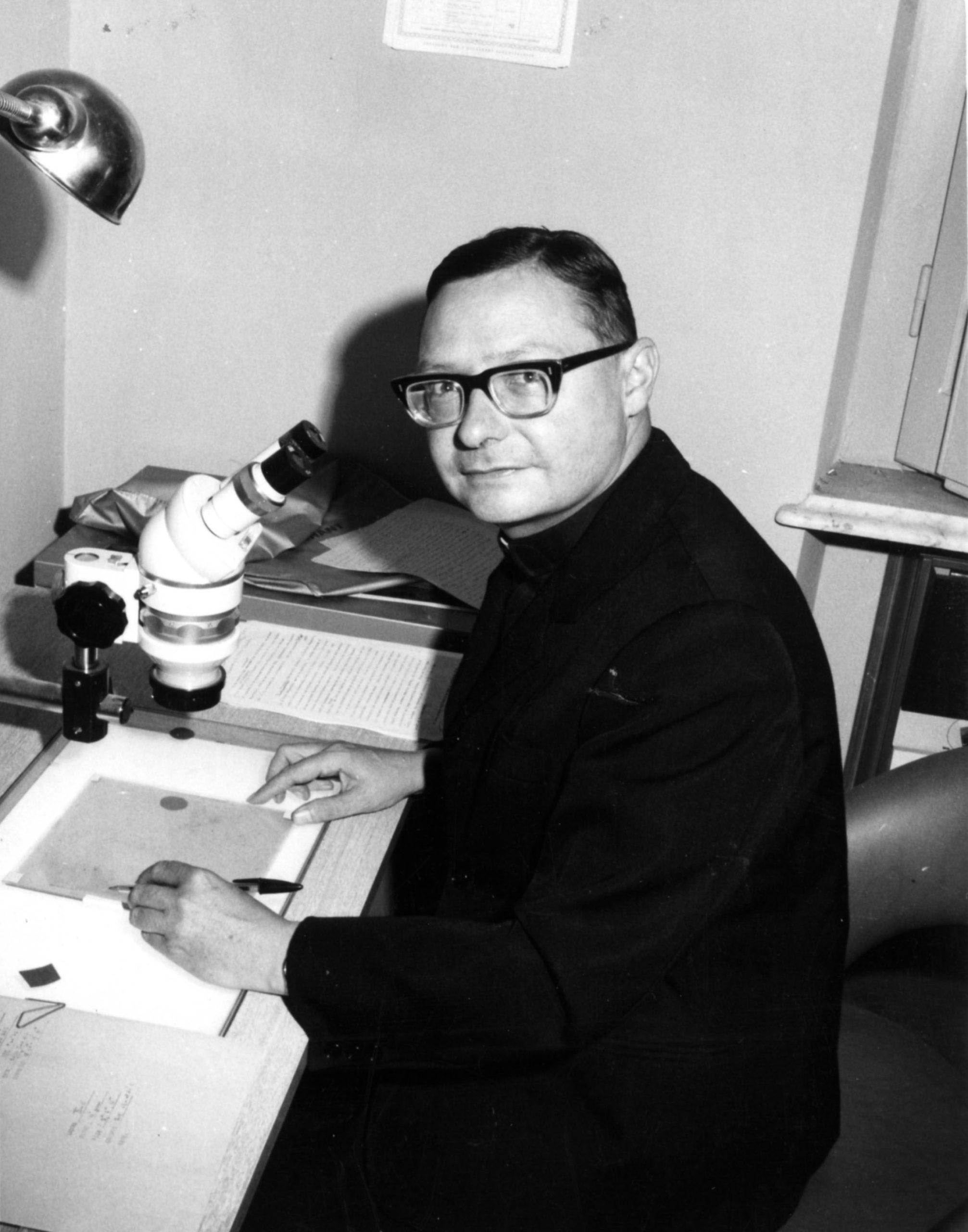 Rev. Fr. Patrick Treanor, S.J.