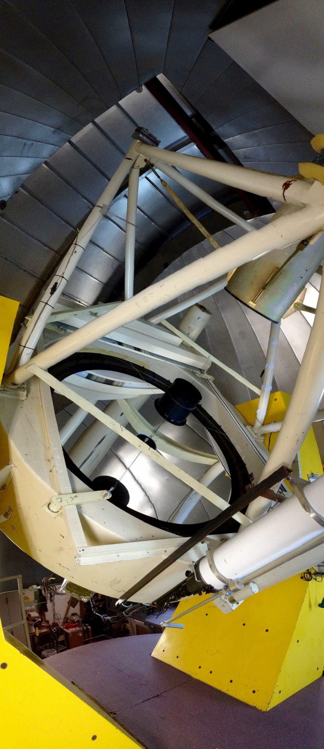 Vatican Advanced Technology Telescope (VATT) Mirror