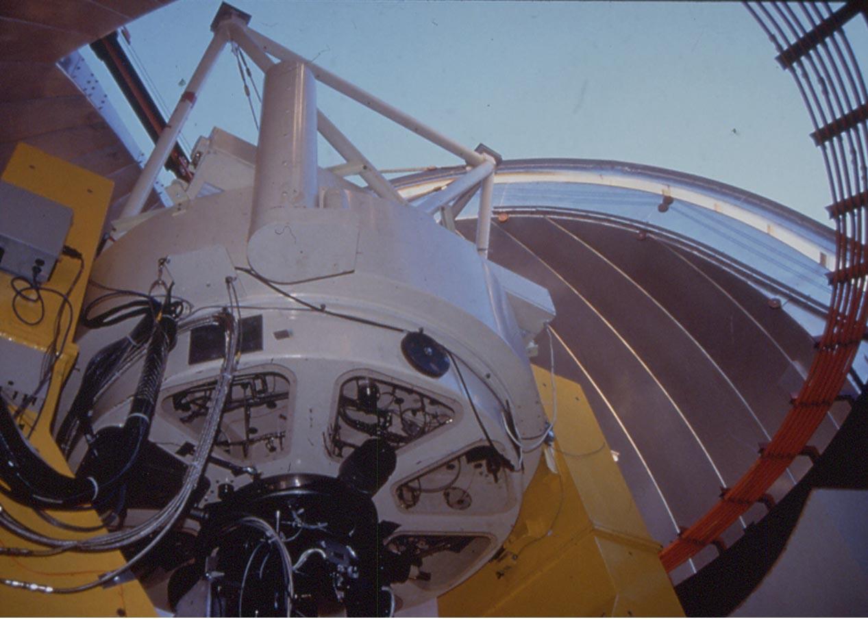 Vatican Advanced Technology Telescope (VATT) Interior