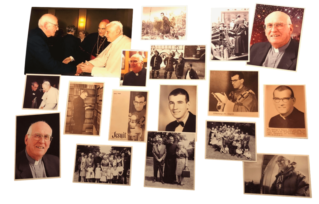 Fr George Coyne Memorial Photos