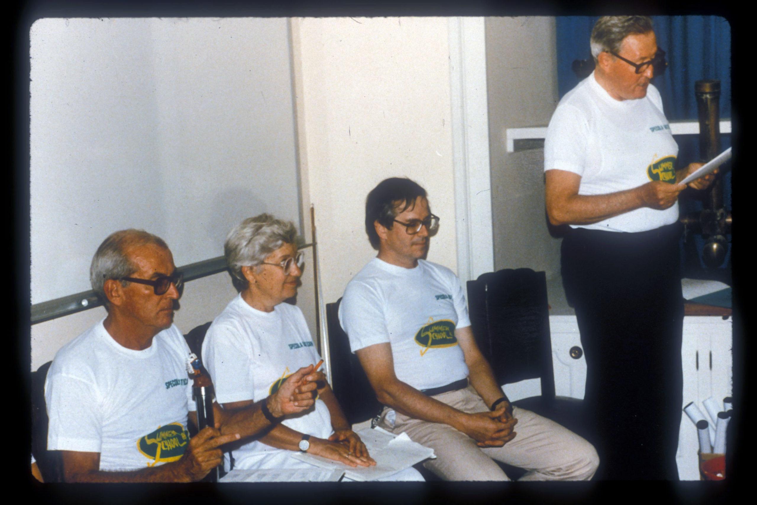 Vatican Observatory Summer School Team Members
