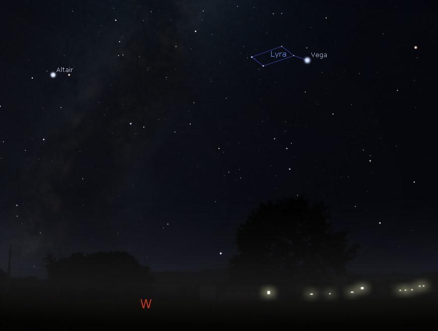 Constellation Lyra