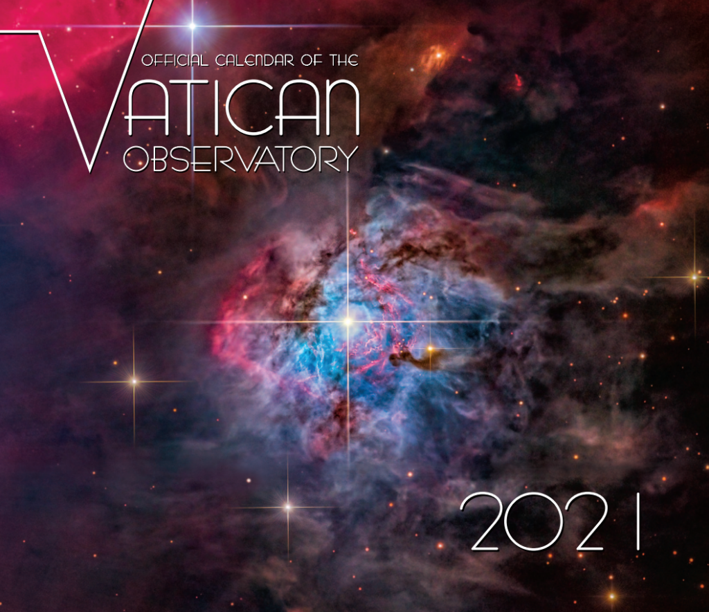 Vatican Observatory 2021 Calendar