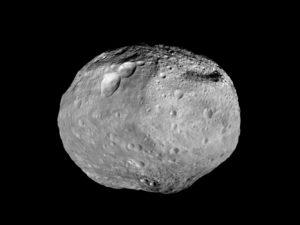 Image of Asteroid 4 Vesta.