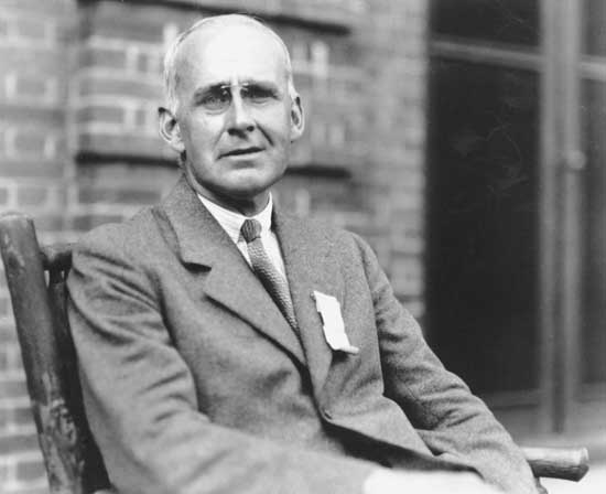 Arthur Eddington Image Credit: Encyclopedia Britannica, Inc.
