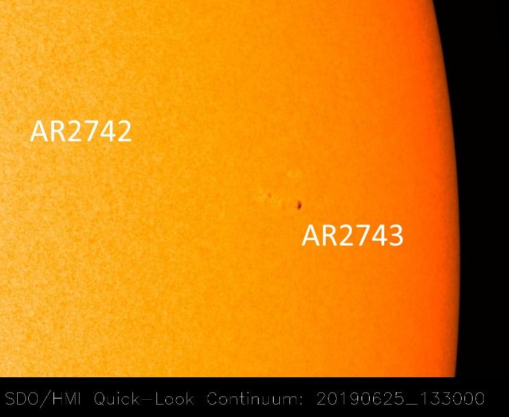 AR2742 and AR2743