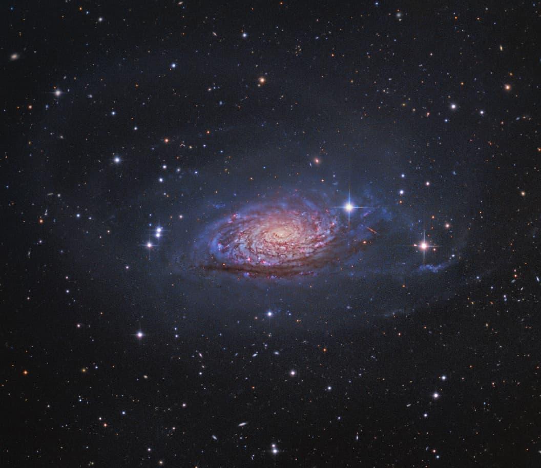 M63 LRGBHa