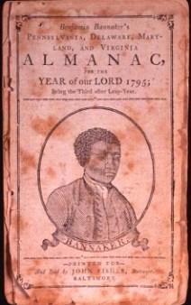 Banneker's almanac.