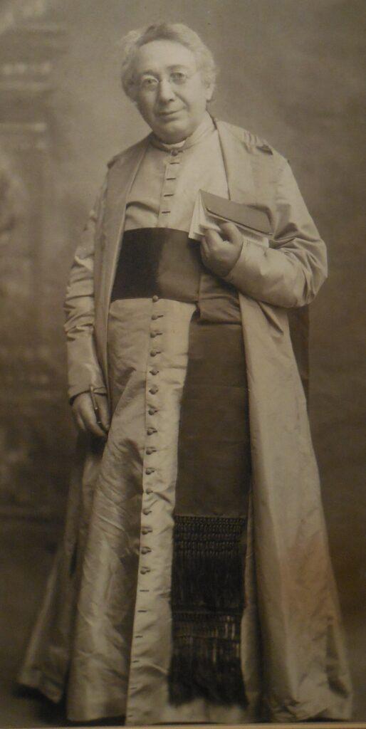 Monsignor Michael Bouchet (1827-1903)