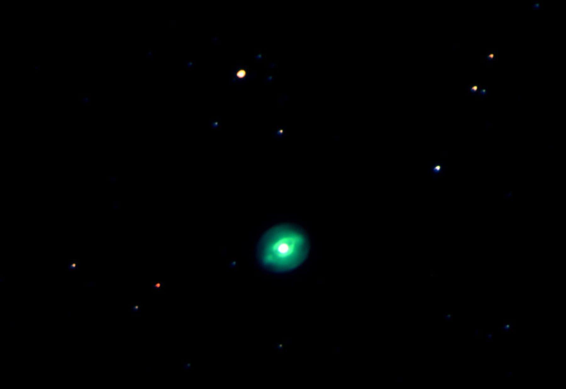 Planetary Nebula NGC 6826, The Blinking Nebula